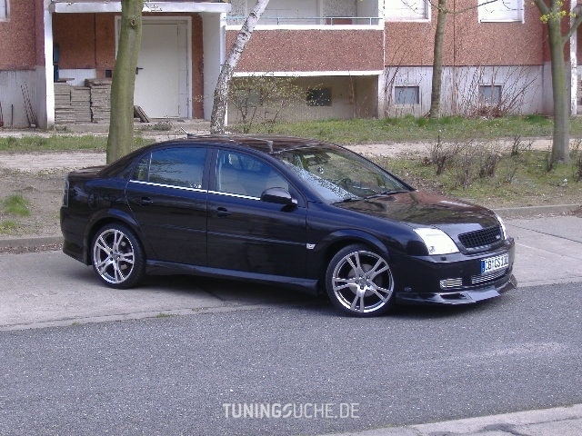 Opel VECTRA C 2.2 16V C Bild 27483