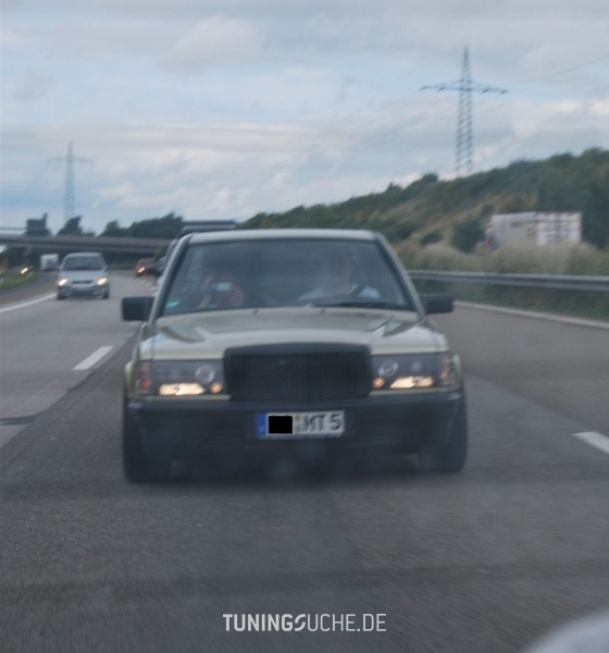 Mercedes Benz 190 (W201) 12-1986 von madmax325t - Bild 433764