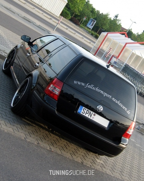 VW GOLF IV Variant (1J5) 09-2005 von DerDuke - Bild 433817