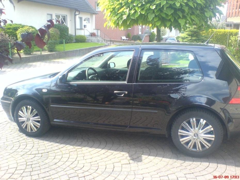 VW GOLF IV (1J1) 1.4 16V edition Bild 433871