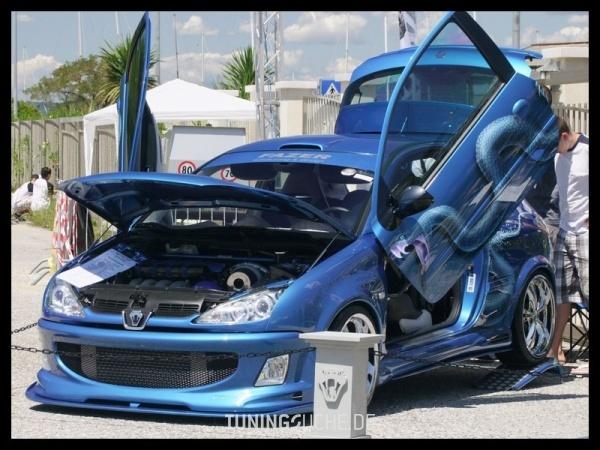 Peugeot 206 Schrägheck (2A/C) 09-2004 von blueracer - Bild 434068