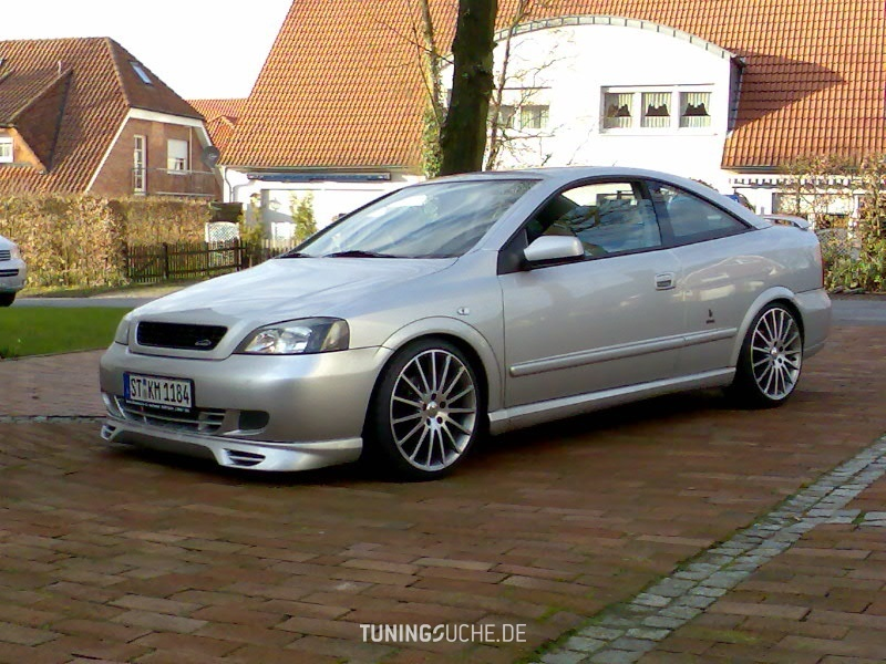 Opel ASTRA G Coupe (F07) 1.8 16V G Coupe  Bild 28391