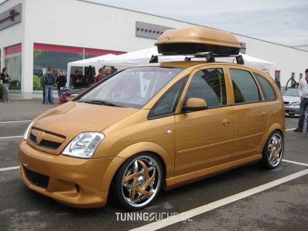 Opel MERIVA 01-2005 von PaddyMeriva - Bild 437774