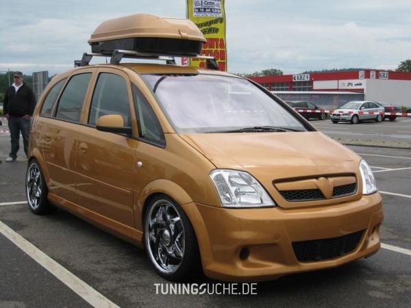 Opel MERIVA 01-2005 von PaddyMeriva - Bild 437775