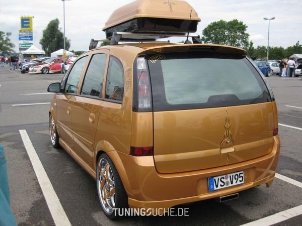 Opel MERIVA 01-2005 von PaddyMeriva - Bild 437776