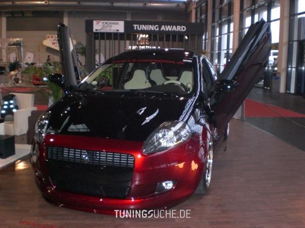 Fiat GRANDE PUNTO (199) 11-2006 von Tha_Real_LX - Bild 437841