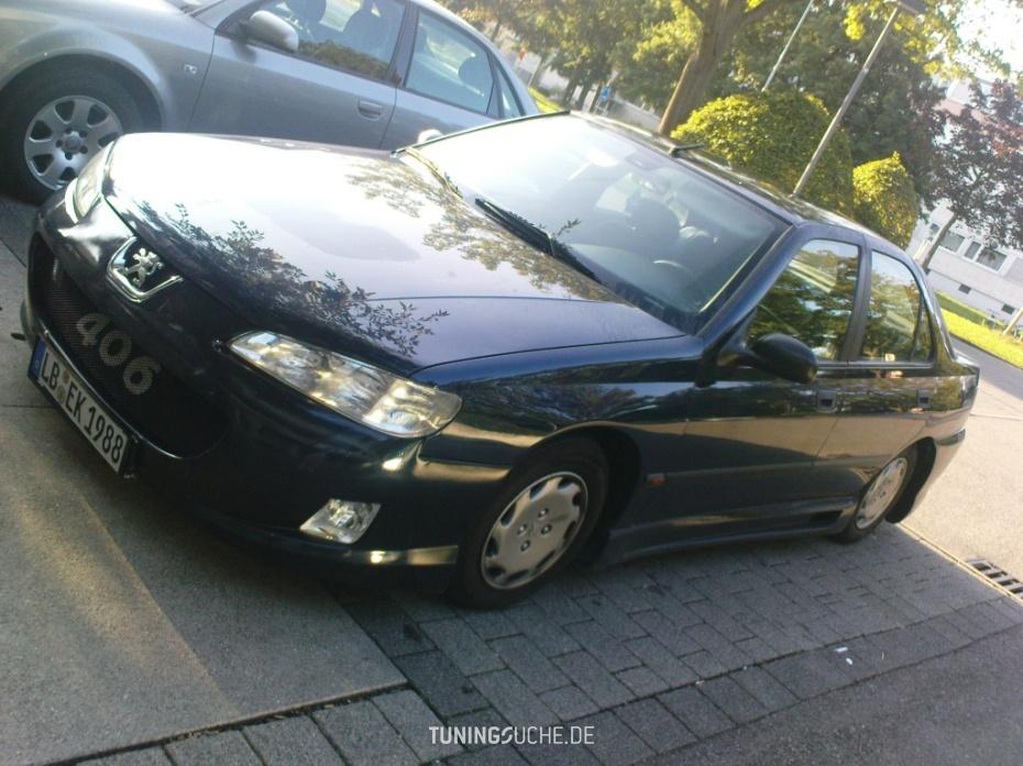 Peugeot 406 (8B) 1.8 16V ST Bild 440752