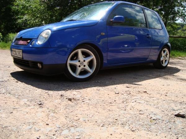 VW LUPO (6X1, 6E1) 12-1998 von Nadine82 - Bild 441651