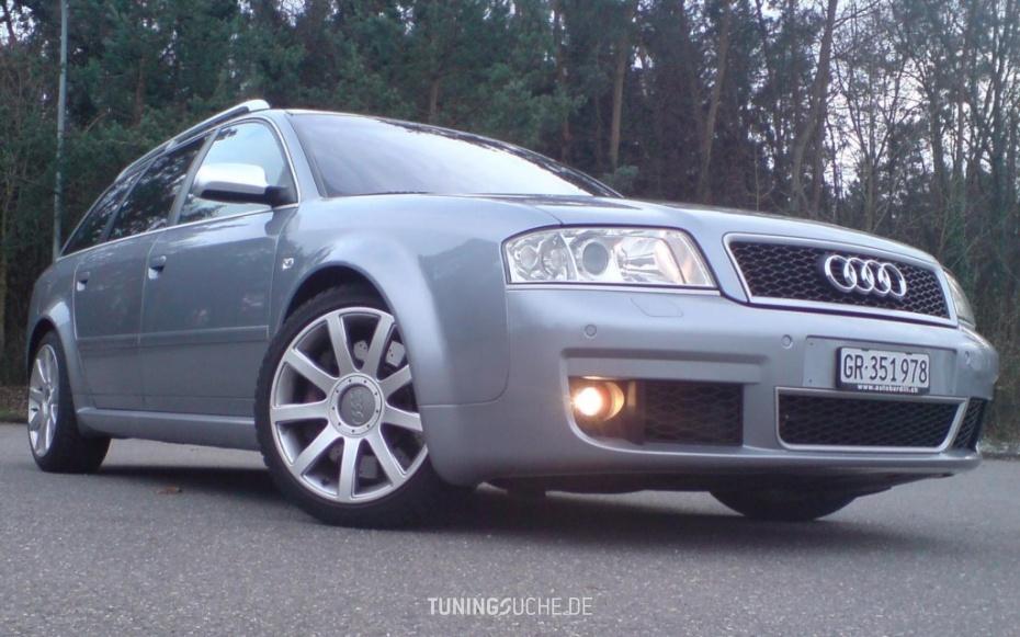 Audi A6 Avant (4B, C5) RS6  Bild 442736