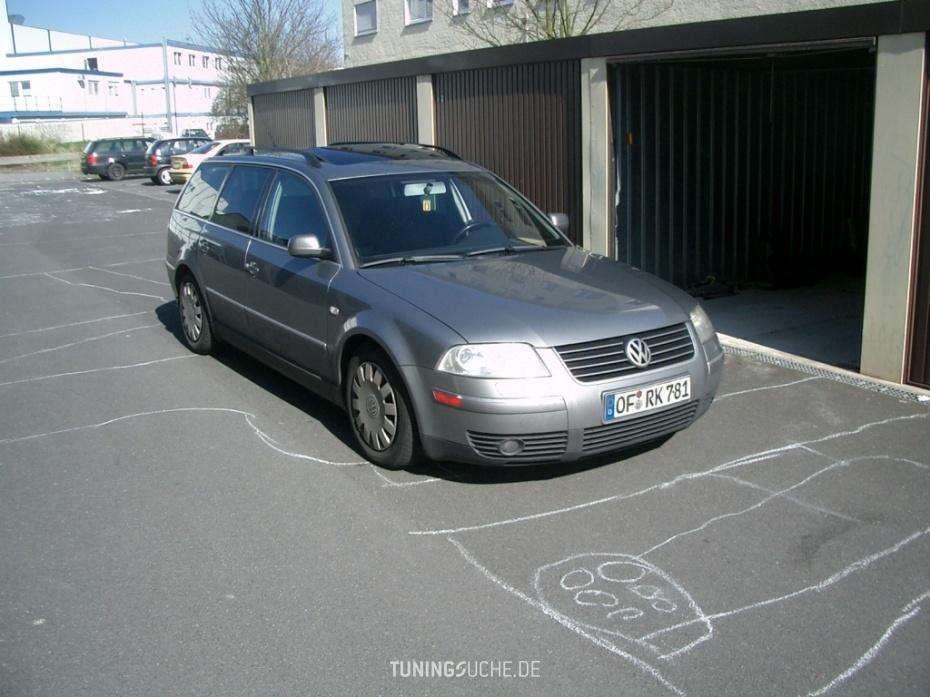 VW PASSAT Variant (3B6) 1.9 TDI  Bild 444274