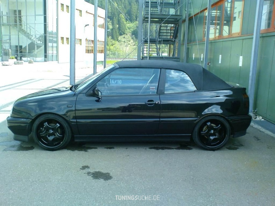 VW GOLF III Cabriolet (1E7) 1.8 Bon Jovi Bild 444669