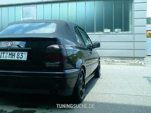 VW GOLF III Cabriolet (1E7) 01-2009 von Manu83 - Bild 444671
