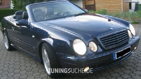 Mercedes Benz CLK Cabriolet (A208) 230 Kompressor AMG Styling  Bild 446147