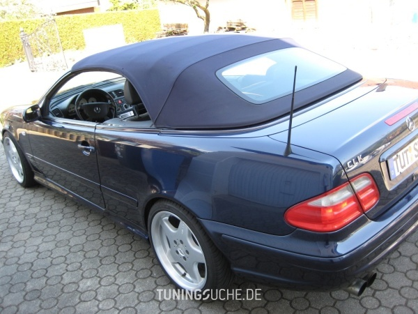 Mercedes Benz CLK Cabriolet (A208) 08-1999 von speed10001 - Bild 446150