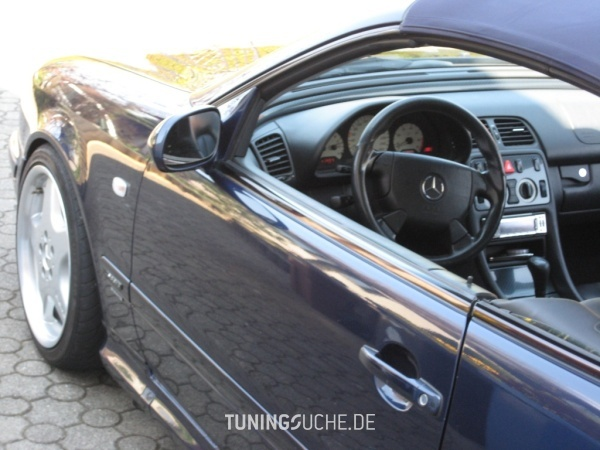 Mercedes Benz CLK Cabriolet (A208) 08-1999 von speed10001 - Bild 446151