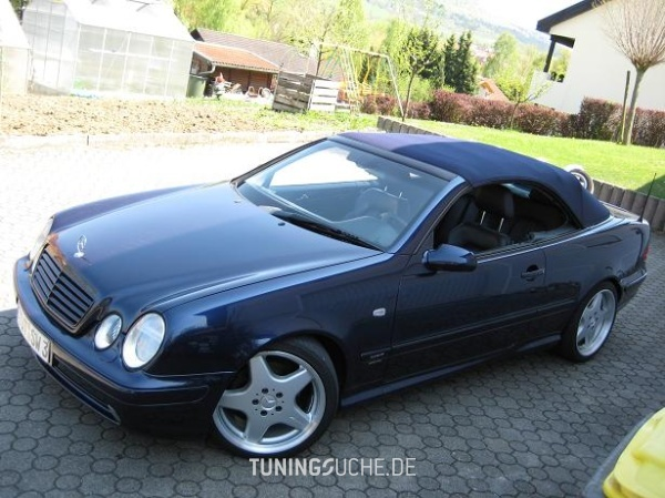 Mercedes Benz CLK Cabriolet (A208) 08-1999 von speed10001 - Bild 446153