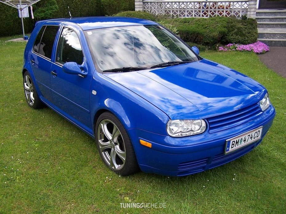 VW GOLF IV (1J1) 1.4 16V  Bild 447588