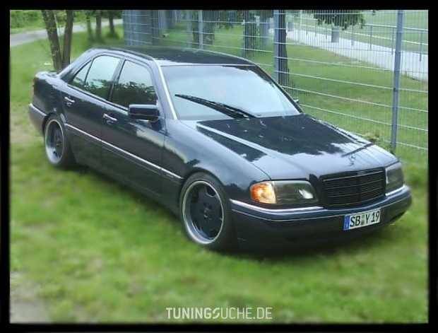 Mercedes Benz C-KLASSE (W202) C 180 Elegance Bild 447887