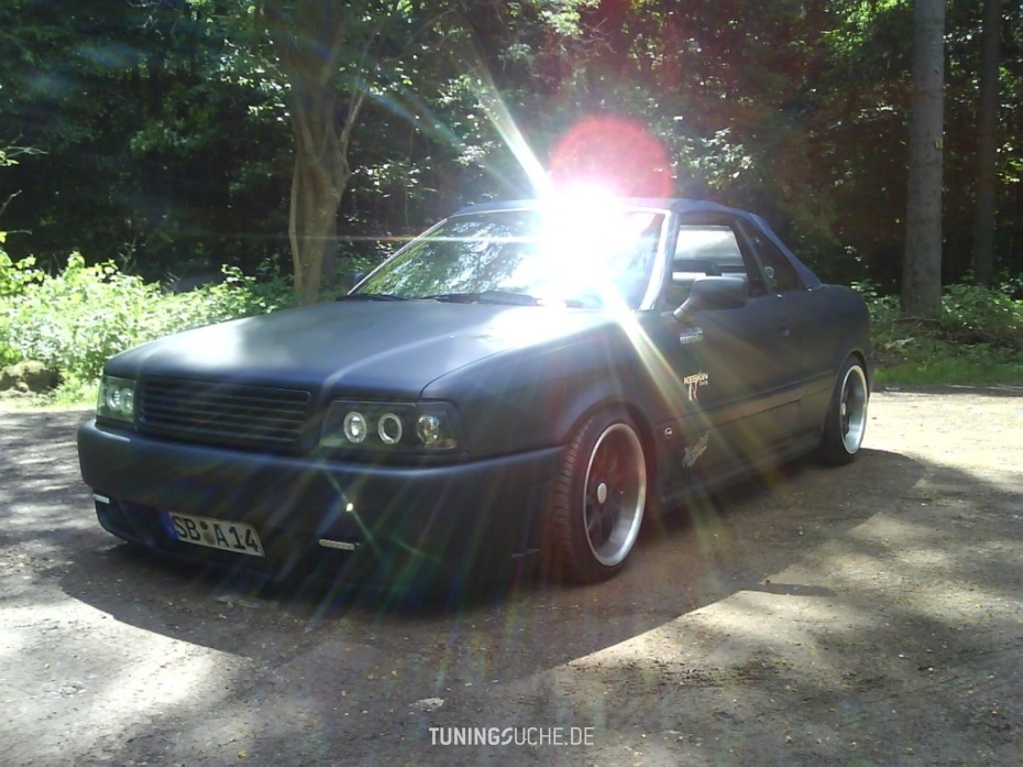 Audi CABRIOLET (8G7, B4) 2.3 E  Bild 447889