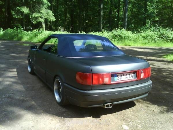 Audi CABRIOLET (8G7, B4) 04-1993 von checker71 - Bild 447892