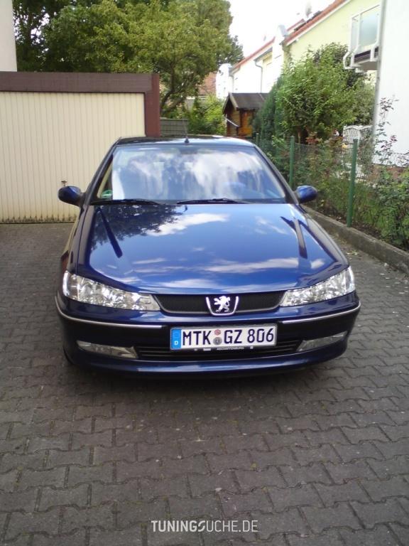Peugeot 406 (8B) 2.0 16V  Bild 448548
