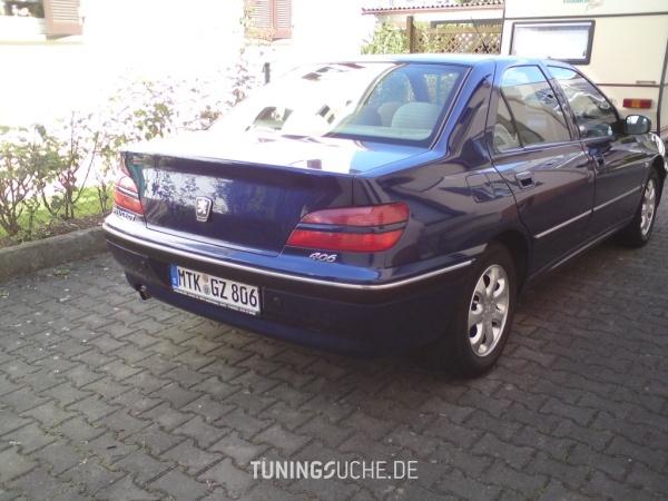 Peugeot 406 (8B) 10-2001 von LittleGreenPolo - Bild 449106