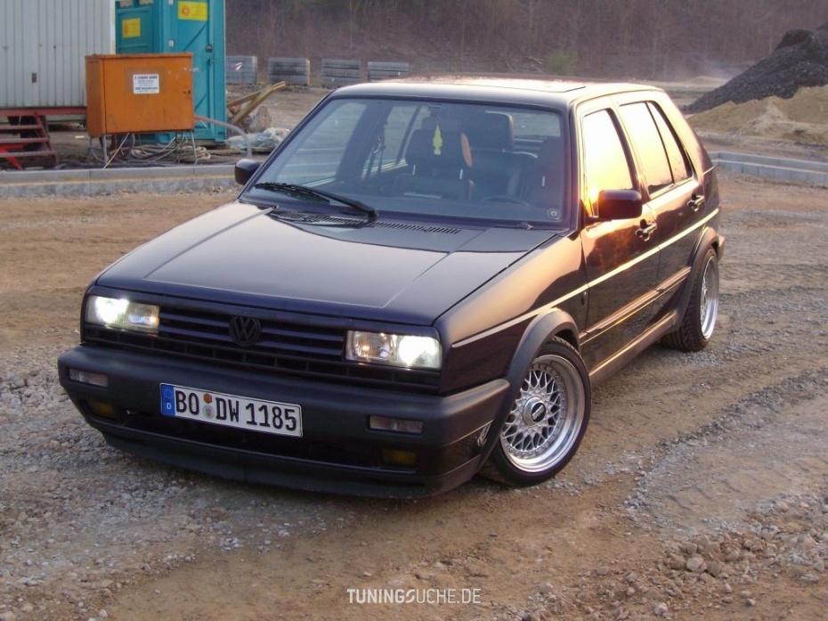 VW GOLF II (19E, 1G1) 1.8 GTI Fire & Ice Bild 29617