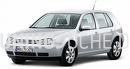 VW GOLF IV (1J1) 1.9 TDI IV-3 quasi der aller letzte 4er den´s gab :-) Bild 30328