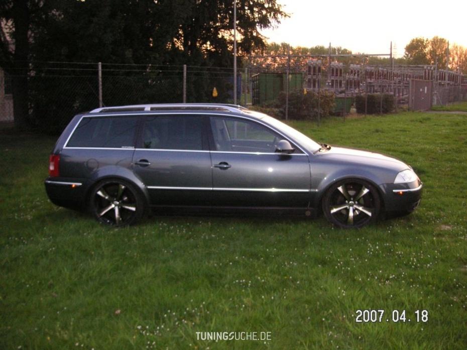 VW PASSAT Variant (3B6) 1.9 TDI Exclusive Bild 30482