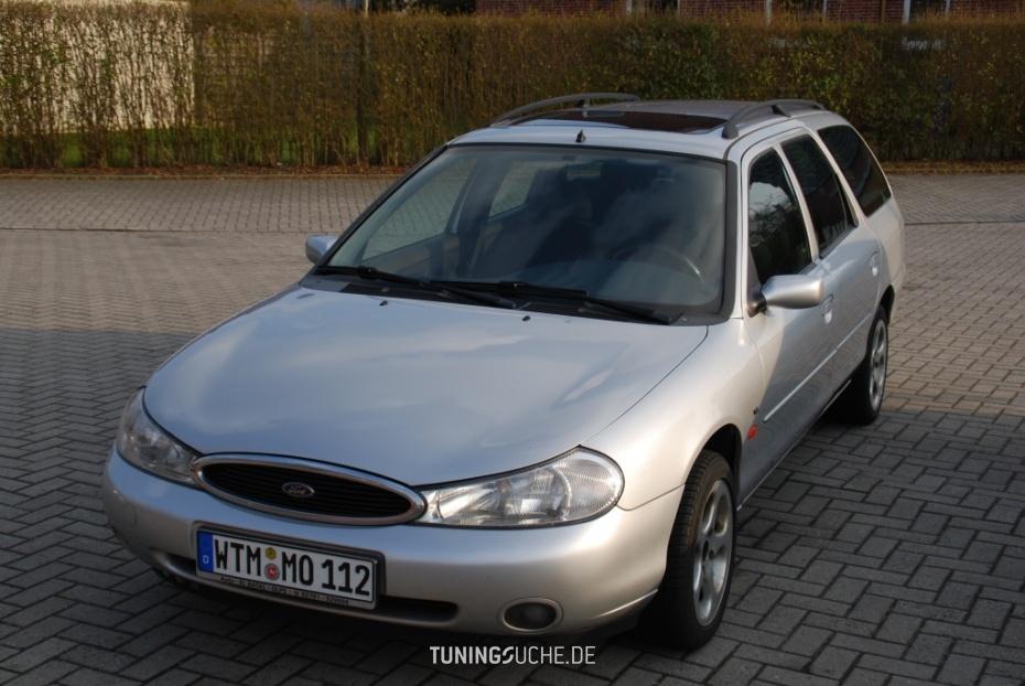 Ford MONDEO II Kombi (BNP) 2.5 24V GT Bild 466882