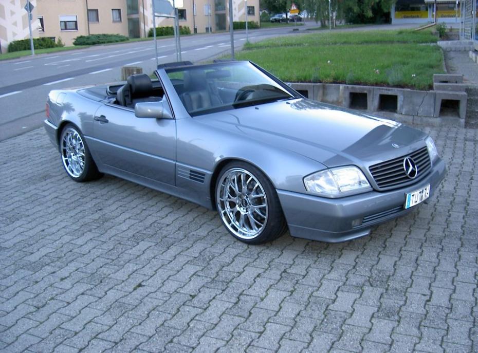 Mercedes Benz SL, 300 SL, r129, BJ 1991 von s420brabus -...