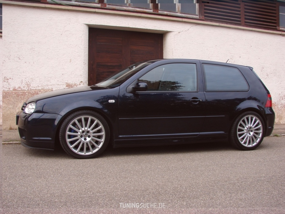 VW GOLF IV (1J1) 3.2 R32 4motion R32 Bild 468394
