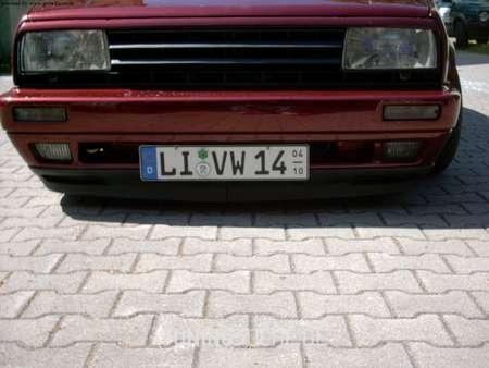 VW JETTA II (19E, 1G2) 01-1990 von Golf3VR6com - Bild 468888