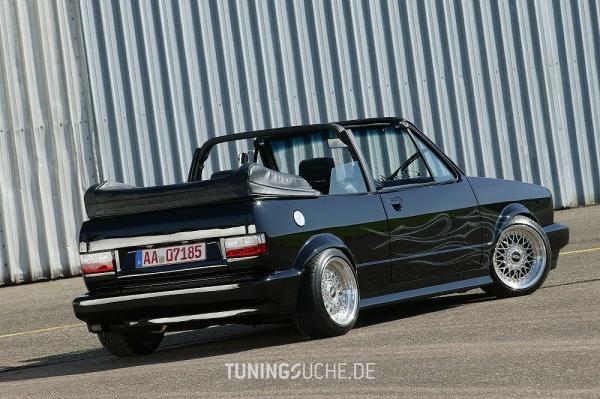VW GOLF I Cabriolet (155) 03-1982 von tobes - Bild 31430