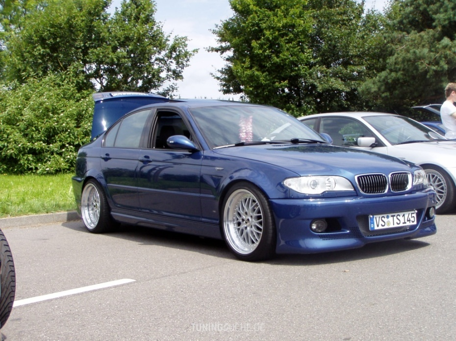 BMW 3 (E46) 320 d  Bild 473375