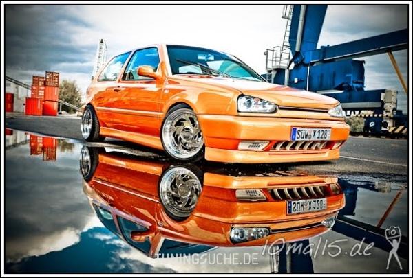 VW GOLF III (1H1) 02-1996 von orange - Bild 475556