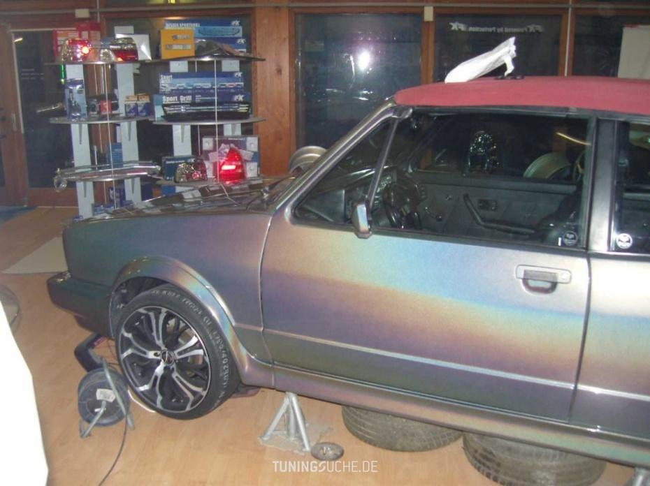 VW GOLF I Cabriolet (155) 1.8  Bild 476004