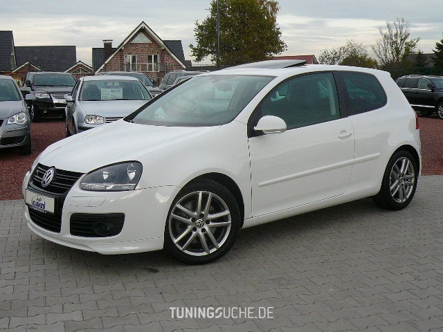 VW GOLF V (1K1) 1.4 TSI GT-Sport Bild 476515