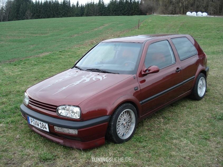 VW GOLF III (1H1) 1.6  Bild 476540