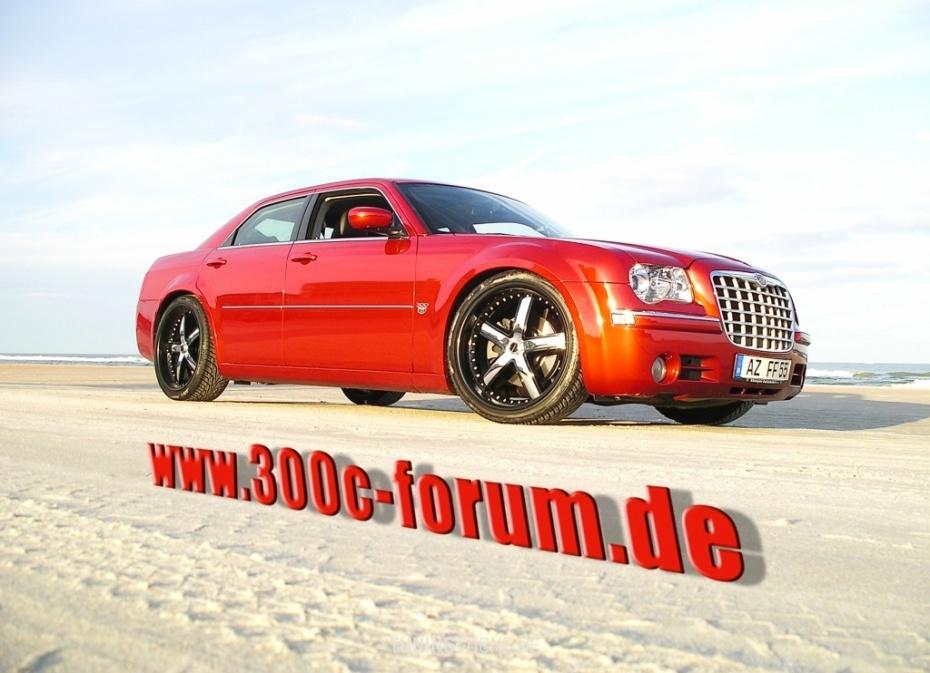 Chrysler 300 C 5.7 SRT-Design Bild 478471