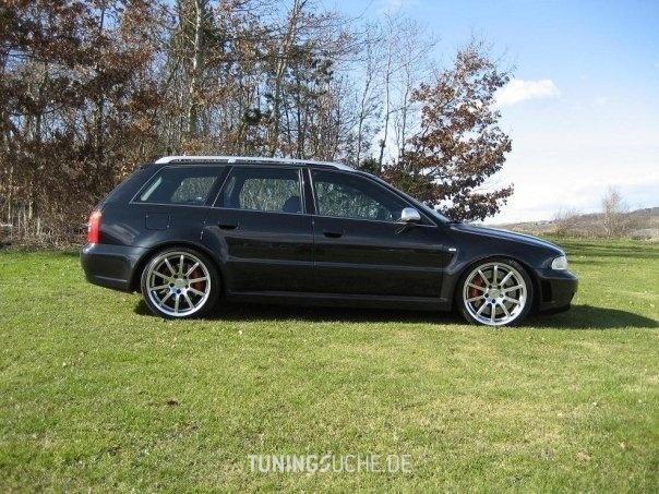 Audi A4 Avant (8D5, B5) RS4 quattro Sportec RS550 Bild 480503