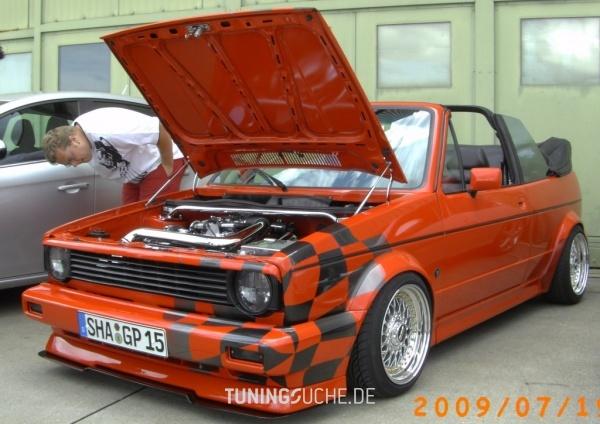 VW GOLF I Cabriolet (155) 01-1991 von DarkDragon - Bild 480023