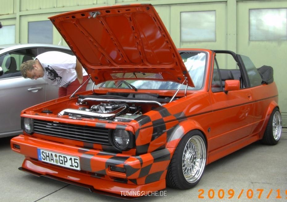 VW GOLF I Cabriolet (155) 1.8 Sportline Bild 480023