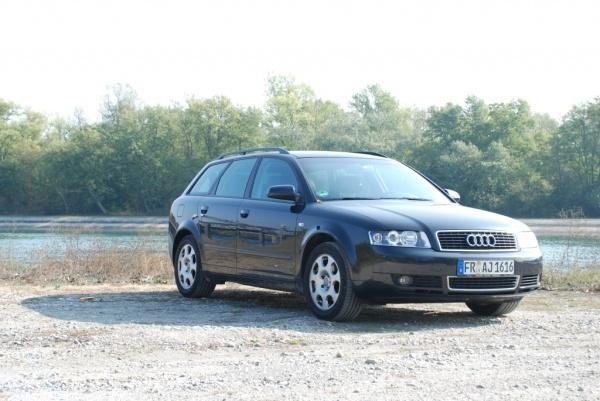 Audi A4 (8E2, B6) 06-2004 von Puntissima - Bild 480976