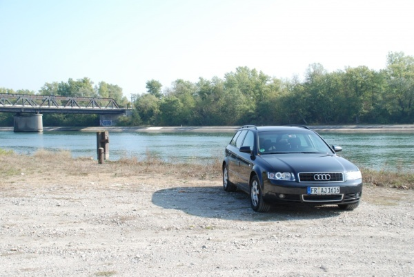 Audi A4 (8E2, B6) 06-2004 von Puntissima - Bild 480977
