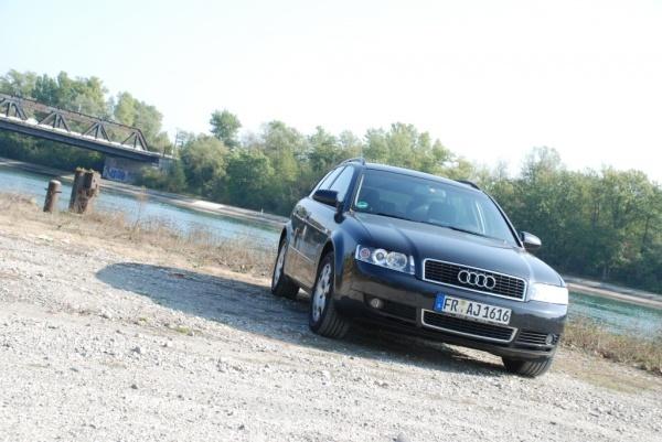 Audi A4 (8E2, B6) 06-2004 von Puntissima - Bild 480978