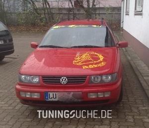 VW PASSAT Variant (3A5, 35I) 1.8 35i GT Bild 481542