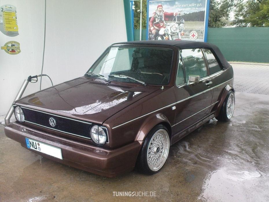 VW GOLF I Cabriolet (155) 1.8  Bild 481675