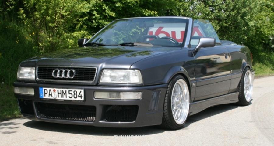 Audi CABRIOLET (8G7, B4) 2.6 Umbau RS2 Bild 481706
