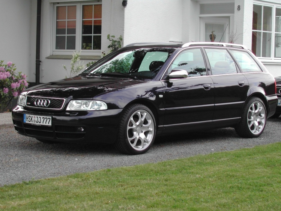 audi a4 avant 1 8 t bj 2001 von avantrs nr 355907. Black Bedroom Furniture Sets. Home Design Ideas